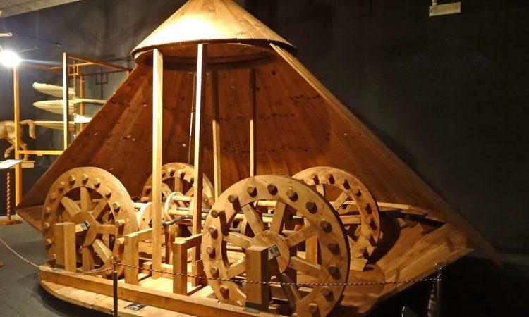 Museo Leonardo Da Vinci - Firenze