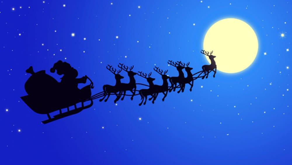 Foto Della Slitta Di Babbo Natale.Racconto Di Natale Un Giro Sulla Slitta Di Babbo Natale Week End Con Babbo Natale